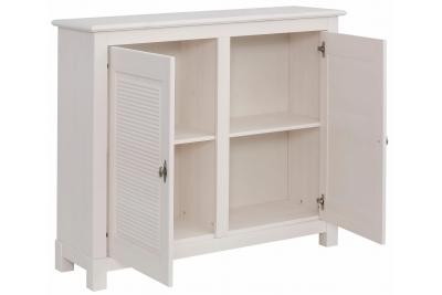 Шкаф с витриной Роми Д7187-3