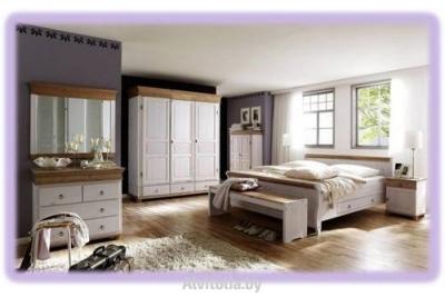 Кровать Мальта 140х200 с ящиками (ММЦ)