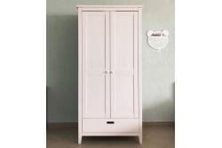Шкаф для платья и белья Сиело 77318