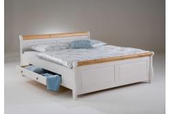 Кровать Мальта 160х200 с ящиками (ММЦ)